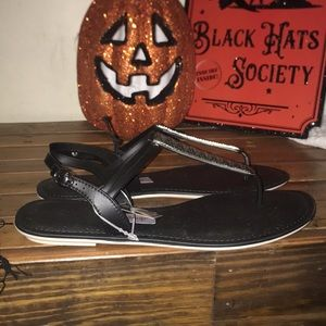 sale today West Loop sandals  new size L 9/10